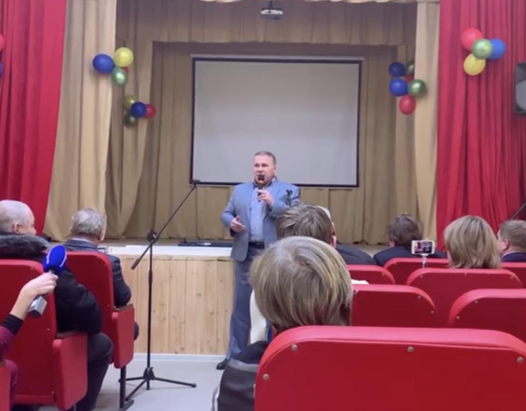 Вадим Турчинов пообещал помочь в создании пункта раздельного сбора мусора