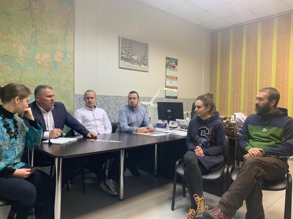 Состоялось собрание по организации пункта РСО